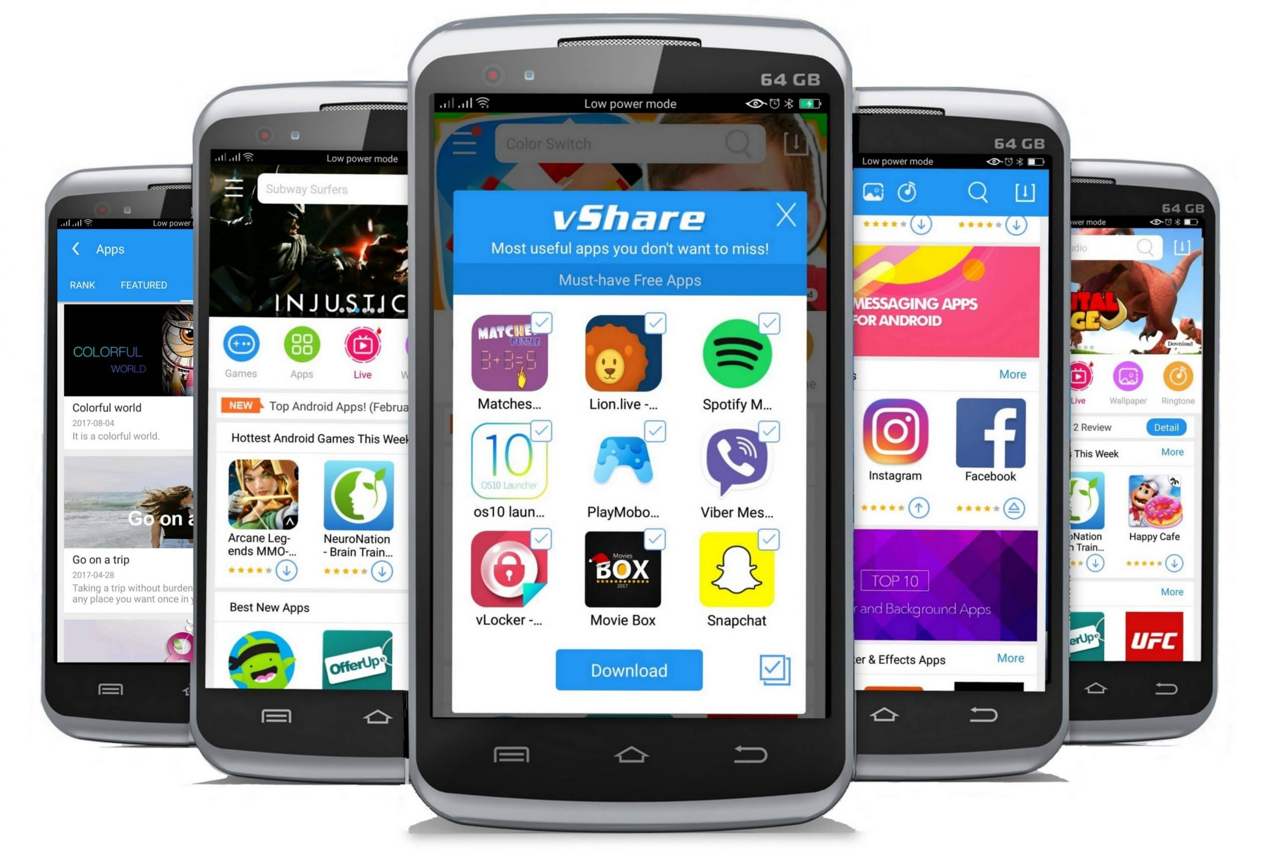 download vshare for android
